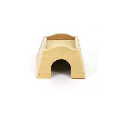Ware Mfg Pet Bestbuy Small Animal Bungalow Small