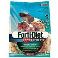 Kaytee Products Inc - Forti Diet Prohealth Mouse-rat 25 Pound