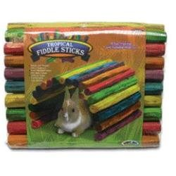 Super Pet Tropical Fiddle Sticks for Rabbit/Ferret/Guinea Pig/Chinchilla