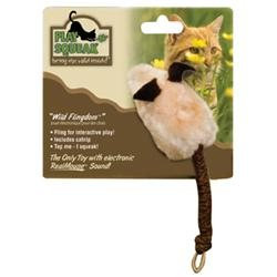Our Pets OURPETS Play-N-Squeak Wild Flingdom Cat Toy