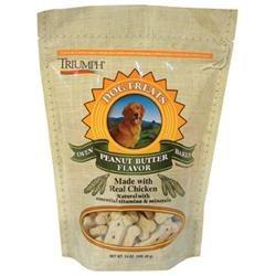Triumph Pet-sunshine Mill Triumph Dog Biscuits - Peanut Butter - 24 oz.