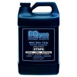 Eqyss Grooming Products Eqyss International Micro-tek Medicated Shampoo Gallon - 10155