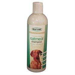 Durvet Naturals Oatmeal Dog Shampoo in Green - 17 oz.