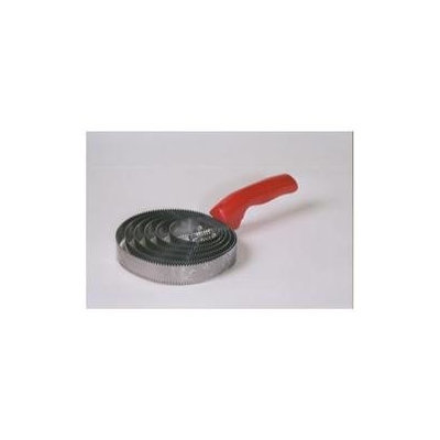 Decker Jumbo Steel Spiral Curry Comb - 31-J