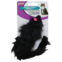 Ethical Cat 2906 Noisy Fur Ferret Cat Toy