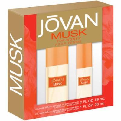 Coty Jovan Musk Women's 2-piece Fragrance Set