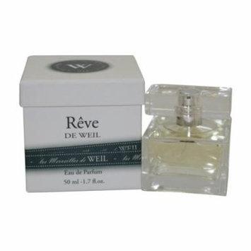 Reve De Weil Eau De Parfum Spray 1.7 Oz / 50 Ml for Women by Weil