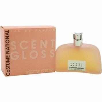 Costume National Scent Gloss for Women Eau de Parfum Natural Spray, 1.7 fl oz