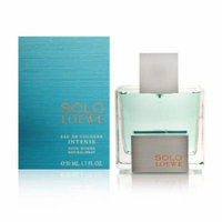 Solo Loewe Intense by Loewe for Men 1.7 oz Eau de Cologne Intense Spray