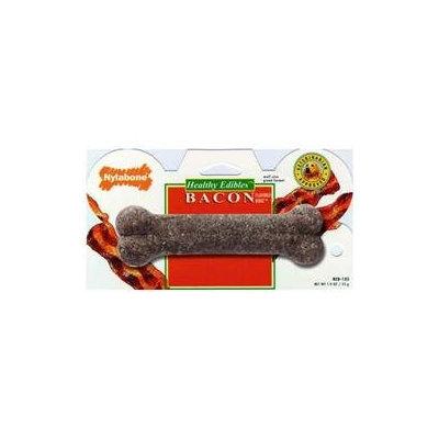 Tfh/nylabone Nylabone Healthy Edibles Bone Wolf Bacon - 1 Bone