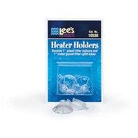 Lee S Aquarium & Pet Products Heater Holder 2 Pack - 10530