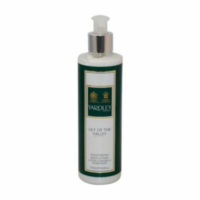 Lily Of The Valley Moisturising Body Lotion 8.4 Oz / 250 Ml for Women by Yardley Of London