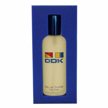 Odk Eau De Toilette Spray 3.4 Oz / 100 Ml for Women by Kersauson
