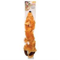 Ethical Pet Bungee Skinneeez Dog Toy Fox
