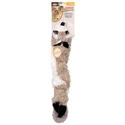 Ethical Pet Bungee Skinneeez Dog Toy Raccoon