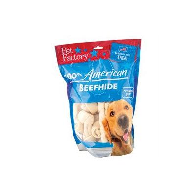 Pet Factory 547708 100 Percent American Beefhide Small Dog Assortment