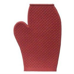 Partrade Massage Glove Red 9 Inch - 244847\222422