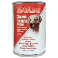 Triumph Pet Industries Triumph Pet - Evolve Chicken Dog Food (12/14 Oz Cans)
