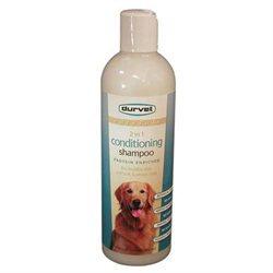 Durvet Naturals Conditioning Dog Shampoo in Blue - 17 oz.