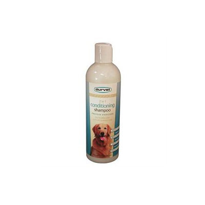 Durvet Naturals Conditioning Dog Shampoo in Blue - 17 oz.