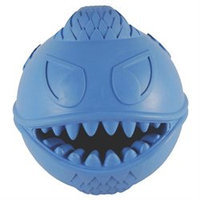 Jolly Pets Dog Toy Monster Ball 2.5 Blue