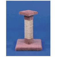 Ware Mfg Pet Kitty Cactus With Sisal 18in