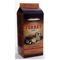 Marshall Premium Ferret Diet Food - 4 lb.