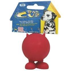 Topdawg Pet Supplies JW Pet Bad Cuz Rubber Dog Toy Medium