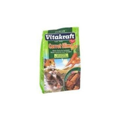 Vitakraft SVK25678 Hamster Mini Carrot Slims Stick