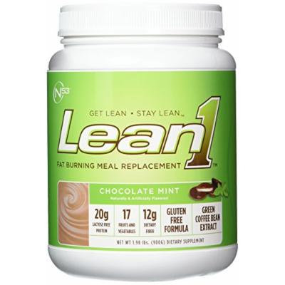 Nutrition 53 Lean 1 Dietary Supplement, Chocolate Mint, 2 Pound