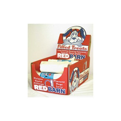 Redbarn Pet Products Inc. Redbarn Premium Pet Products Filled Bone Chicken 6 Inch Pack Of 15 - 416006