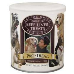Stewart Freeze Dried Beef Liver Dog Treat 2 oz.