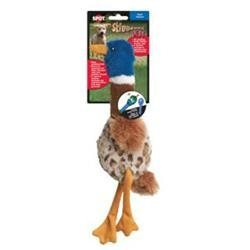 Ethical Pet Skinneeez Plus Dog Toy Duck