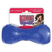 Kong Company - Squeezz Dumbbell- Assorted Medium - PSD2