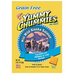 Arctic Paws Yummy Chummies Seafood Medley - Grain Free