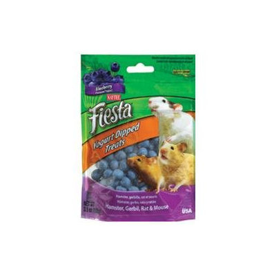Kaytee Products Inc - Fiesta Yogurt Dips- Blueberry 3.5 Ounce
