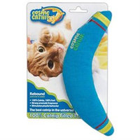 Ourpet's Company Ourpets Company - Cosmic 100 percent Catnip Filled Toy- Blue