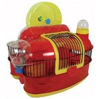 Jw Pet Company SJW82301 Petville Habitat Sky Wheel