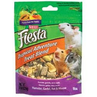 Kaytee Products Inc - Fiesta Tropical Adventure Blend- Tropical Fruit 8 Ounce