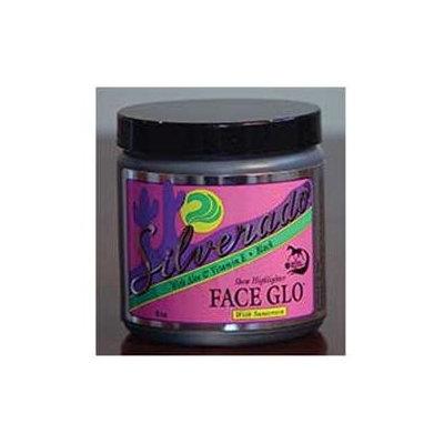 Lbi Healthy Haircare Prod. Silverado Face Glo Black Black 8 Ounces - SFGBK