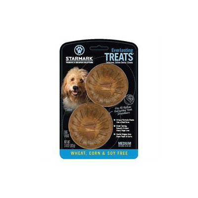 StarMark - Everlasting Treats For Medium Dogs - 2 Pack