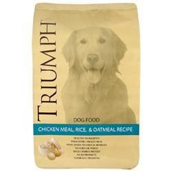Triumph Pet-sunshine Mill Triumph Chicken Rice & Oat Dog Food