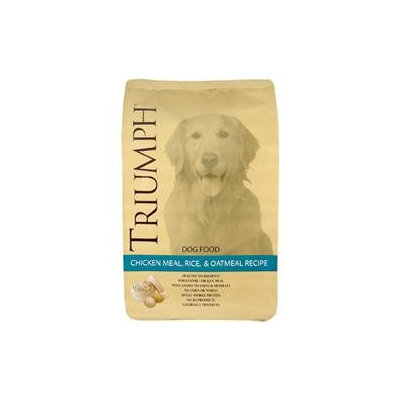 Triumph Pet-sunshine Mill Triumph Chicken Rice & Oat Dog Food