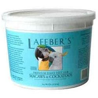 Lafeber Company Macaw & Cockatoo Pellets 5 Pounds - 81562