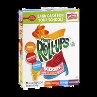 Fruit Roll-Ups™ Fruity Ice Cream Fruit Flavored Snacks