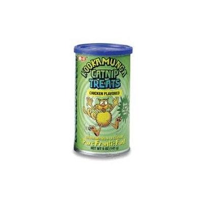 8in1 Kookamunga Catnip Treats, Chicken Flavor,5 oz.