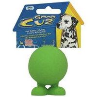 JW Pet Good Cuz Rubber Dog Toy Small