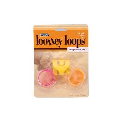 Aspen Pet Booda Products 26333 Looney Loops Cat Toy