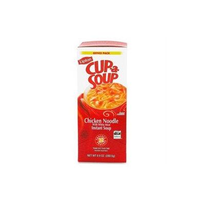 Marjack Cup-a-Soup, .45 oz, 22/BX, Chicken Noodle