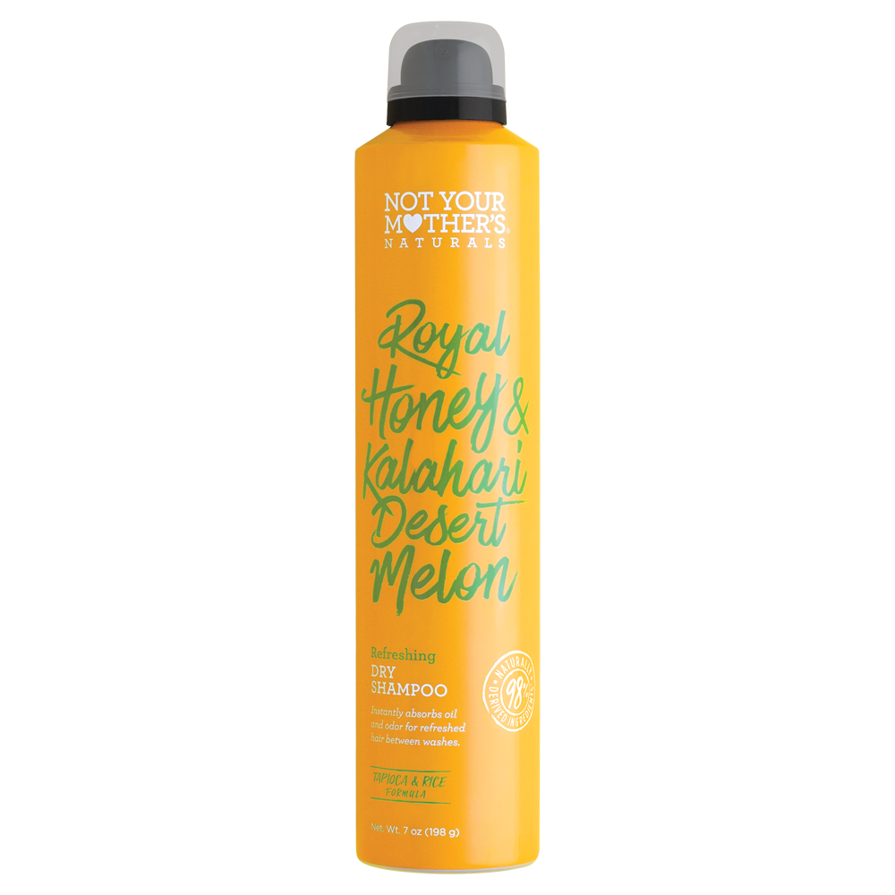 Not Your Mother's® Naturals Royal Honey & Kalahari Desert Melon Refreshing Dry Shampoo